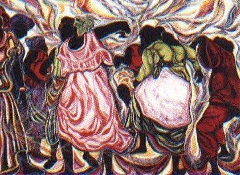 Dancing in the Spirit