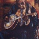 Banjo Player