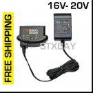Black & Decker LCS1620 Lithium Ion 16V 20V 20 Volt Battery Charger FOR LB20 LBX20 LBXR20