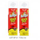 Bengal Roach Spray, 13 oz - Lot of 2 - Odorless - 92478