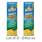 Bengal Ultra Dust 2x Fire Ant Killer 24oz - Lot of 2 - Powder, White - 93625