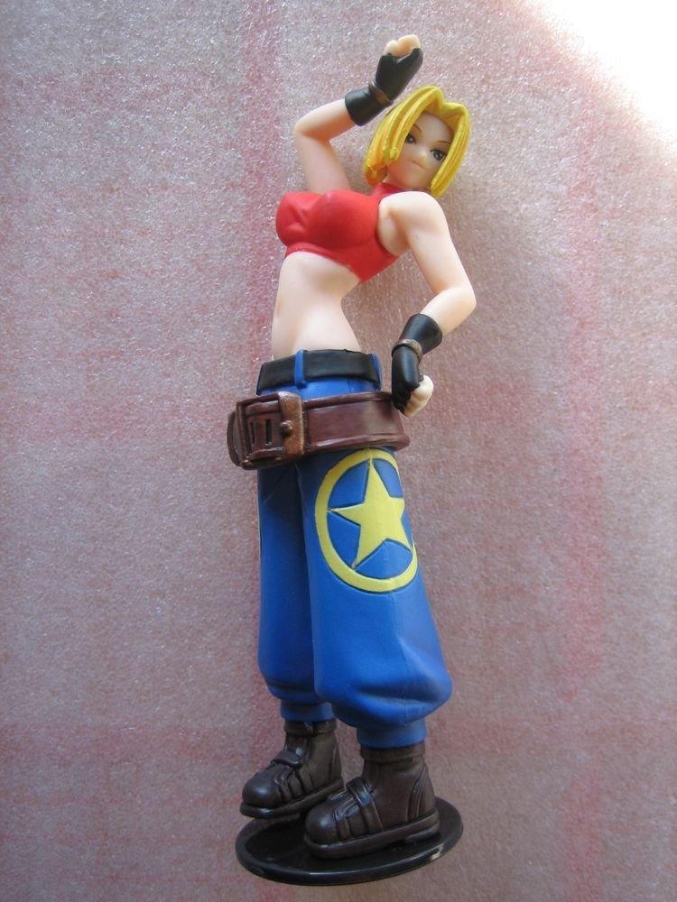 #F68-809 Yujin Gashapon figure SNK KING OF FIGHTERS Mai Shiranui