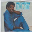 Billy Ocean - Love Zone 45 RPM Record + PICTURE SLEEVE