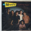 The Motels - Forever Mine 45 RPM Record + PICTURE SLEEVE