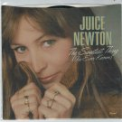 Juice Newton - The Sweetest Thing 45 RPM Record + PICTURE SLEEVE