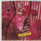 Sammy Hagar - Never Give Up 45 RPM Record + PICTURE SLEEVE