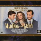 Mad Dog And Glory LASERDISC NEW SEALED Robert DeNiro Bill Murray