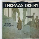 Thomas Dolby - Europa And The Pirate Twins 45 RPM Record + PICTURE SLEEVE