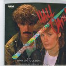 Hall & Oates - Method Of Modern Love 45 RPM Record + PICTURE SLEEVE