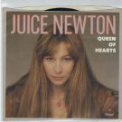 Juice Newton - Queen Of Hearts 45 RPM Record + PICTURE SLEEVE