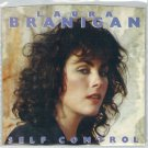 Laura Branigan - Self Control 45 RPM Record + PICTURE SLEEVE