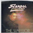 Scandal - The Warrior 45 RPM Record + PICTURE SLEEVE Patty Smyth