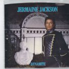 Jermaine Jackson - Dynamite 45 RPM Record + PICTURE SLEEVE