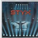 Styx - Mr. Roboto 45 RPM Record + PICTURE SLEEVE