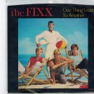 The Fixx - One Thing Leads To Another 45 RPM Record + PICTURE SLEEVE
