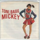 Toni Basil - Mickey 45 RPM Record + PICTURE SLEEVE
