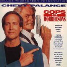 Cops & Robbersons LASERDISC Chevy Chase Jack Palance