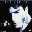 The Firm LASERDISC WIDESCREEN Tom Cruise