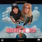 Wayne's World LASERDISC WIDESCREEN Mike Myers Dana Carvey