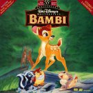Bambi 55th Anniversary LASERDISC NEW SEALED Walt Disney THX DOLBY