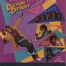 Doctor Detroit AUDIO CASSETTE Original Soundtrack Devo