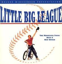 Little Big League LASERDISC WIDESCREEN