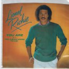 Lionel Richie - You Are 45 RPM Record + PICTURE SLEEVE