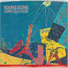 Rolling Stones - Going To A Go-Go 45 RPM Record + PICTURE SLEEVE