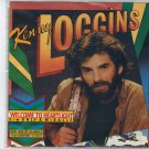 Kenny Loggins - Welcome To Heartlight 45 RPM Record + PICTURE SLEEVE