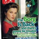 TV Guide Star Trek Kate Mulgrew 1997 May 10 - 16 NO LABEL LOS ANGELES EDITION