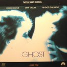 Ghost LASERDISC Patrick Swayze Demi Moore Whoopi Goldberg