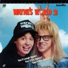 Wayne's World 2 LASERDISC WIDESCREEN Mike Myers Dana Carvey