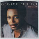 George Benson - Inside Love 45 RPM Record + PICTURE SLEEVE