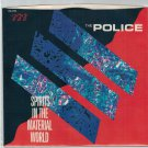 Police - Spirits In The Material World 45 RPM Record + PICTURE SLEEVE