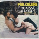 Phil Collins - Against All Odds 45 RPM Record + PICTURE SLEEVE