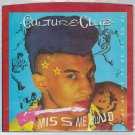 Culture Club - Miss Me Blind 45 RPM Record + PICTURE SLEEVE