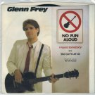 Glenn Frey - I Found Somebody 45 RPM Record + PICTURE SLEEVE