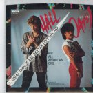 Hall & Oates - Some Things Are Better Left Unsaid 45 RPM Record + PICTURE SLEEVE