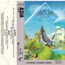 Alpha by Asia AUDIO Cassette Geffen Rock