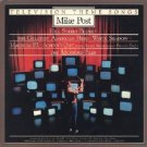 Mike Post - Television Theme Songs Vinyl LP Record
