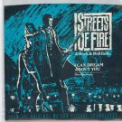 Dan Hartman - I Can Dream About You 45 RPM Record + PICTURE SLEEVE Streets Fire