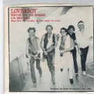 Loverboy - Working For The Weekend 45 RPM Record + PICTURE SLEEVE