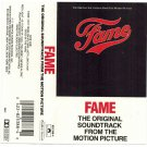 Fame Original Soundtrack AUDIO Cassette, Nov-1984, Polydor Irene Cara