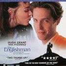 Englishman Who Went Up A Hill LASERDISC Hugh Grant