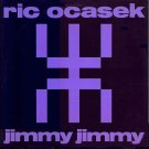 "Ric Ocasek - Jimmy Jimmy 12"" Single LP Vinyl Record The Cars"