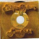Eddie Rabbitt - I Love A Rainy Night / Gone Too Far (2 HITS ON 1) 45 RPM RECORD
