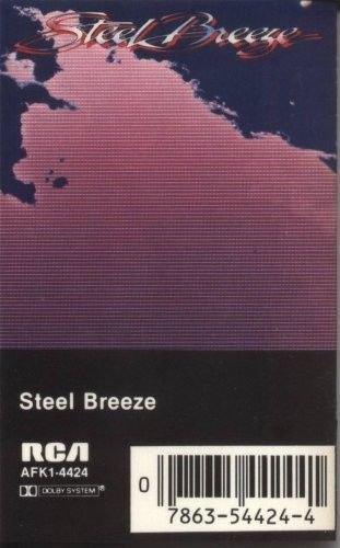 Steel Breeze AUDIO CASSETTE RCA