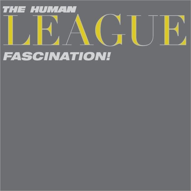 Human League - Fascination LP Vinyl Record