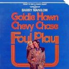 Foul Play Vinyl LP Original Soundtrack Barry Manilow Charles Fox