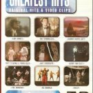 Greatest Hits DVD Original Hits & Video Clips Disky